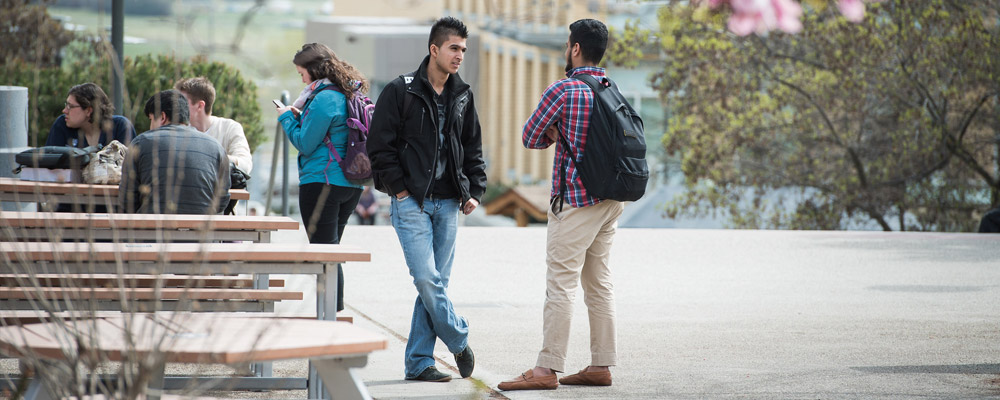 Undergraduate Students at UBC Okanagan
